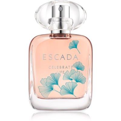 Escada Celebrate Life eau de parfum para mujer
