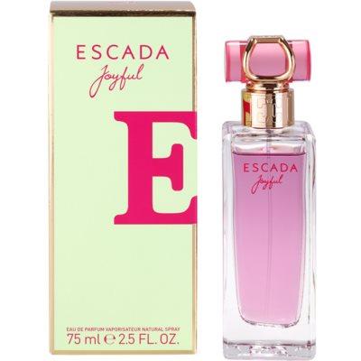 Escada Joyful woda perfumowana dla kobiet