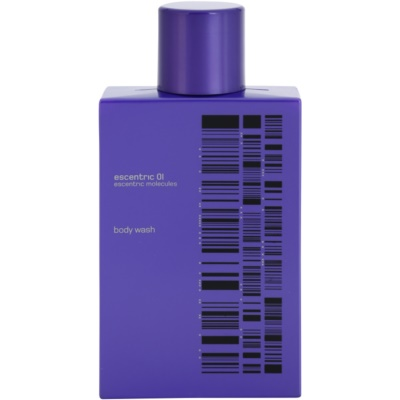Escentric Molecules Escentric 01 Shower Gel unisex