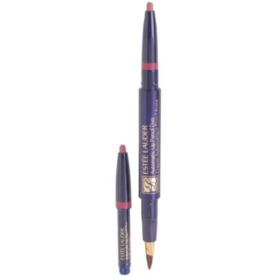 creion contur pentru buze  cu perie si rezerva