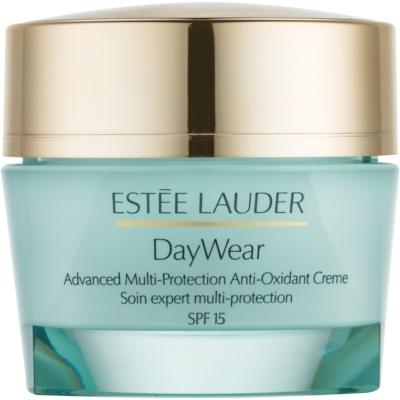 crema de día hidratante  para pieles normales y mixtas