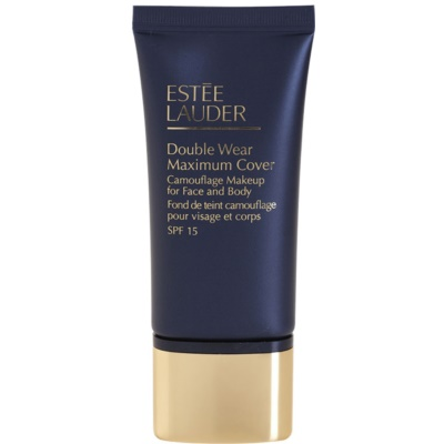 Estée Lauder Double Wear Maximum Cover fedő make-up arcra és testre