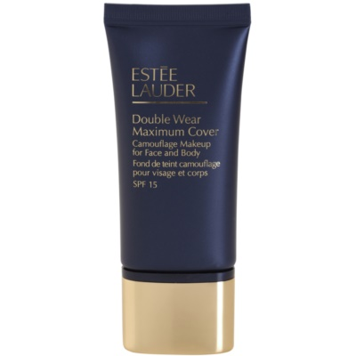 Estee Lauder Double Wear Maximum Cover fond de teint couvrant visage et corps