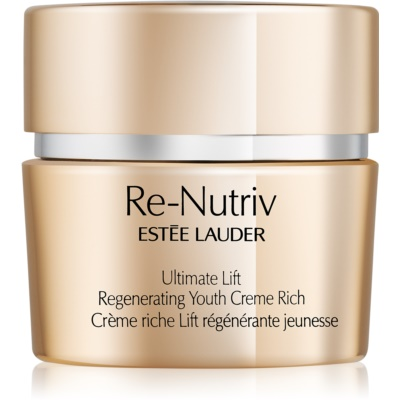 Estée Lauder Re-Nutriv Ultimate Lift creme esfoliante hidratante