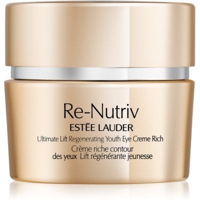 Nourishing Eye Cream with Lifting Effect
