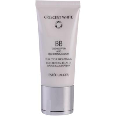 bőrvilágosító BB krém pigmentfoltok ellen SPF 50