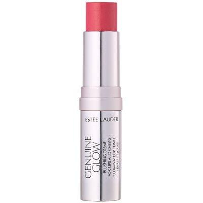 colorete en crema  para labios y pómulos