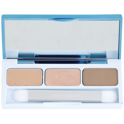 Eye Contouring Palette With Brush