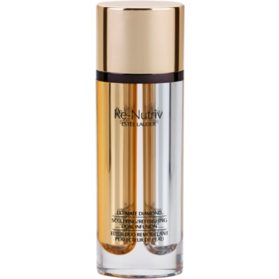 Estée Lauder Re-Nutriv Ultimate Diamond luxuoso sérum remodelante duo com extrato de trufas