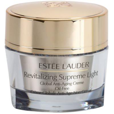 Light Non - Oily Cream Anti-Aging
