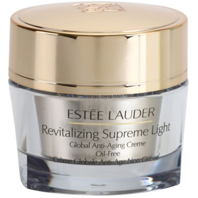 Light Oil-Free Moisturizer with Anti-Aging Effect