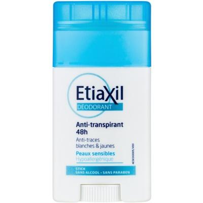 desodorizante a antitranspirante para pele sensível