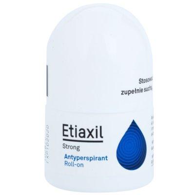 Etiaxil Strong antyperspirant w kulce o 5-dniowej skuteczności przeciw nadmiernej potliwości