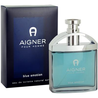 Etienne Aigner Blue Emotion pour Homme toaletna voda za moške