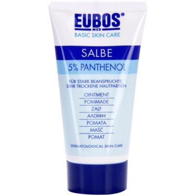 regenerierende Salbe für sehr trockene Haut