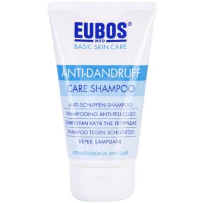 šampón proti lupinám s panthenolom