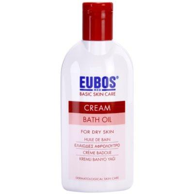 olej do kúpeľa pre suchú a citlivú pokožku