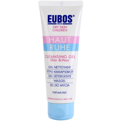 Eubos Children Calm Skin Gentle Cleansing Gel With Aloe Vera