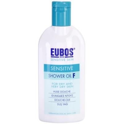 Eubos Sensitive olio doccia per pelli secche e molto secche