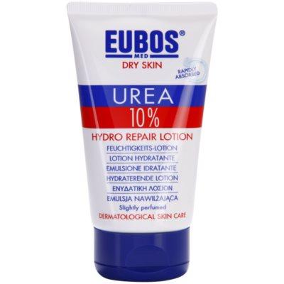 hydratisierende Körpermilch für trockene und juckende Haut