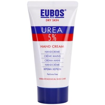 Eubos Dry Skin Urea 5% vlažilna in zaščitna krema za zelo suho kožo