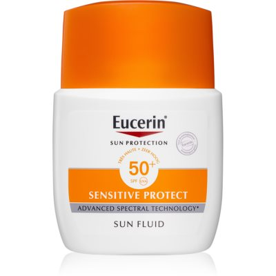 Eucerin Sun Sensitive Protect Protective Matt Fluid for Face SPF 50+
