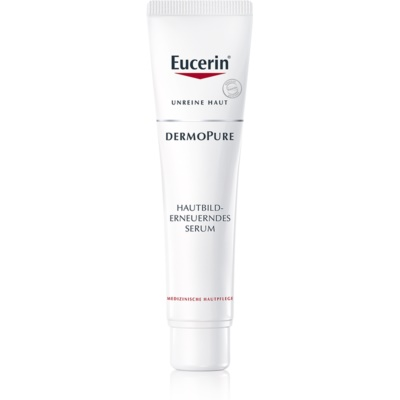 Eucerin DermoPure сироватка для відновлення жирної та проблематичної шкіри