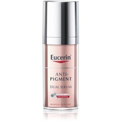 Eucerin Anti-Pigment rozświetlające serum do twarzy przeciw przebarwieniom skóry