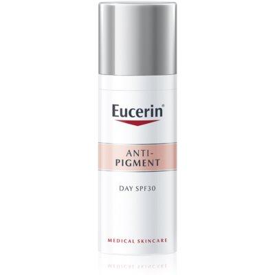 Eucerin Anti-Pigment crema de zi impotriva petelor pigmentare SPF 30