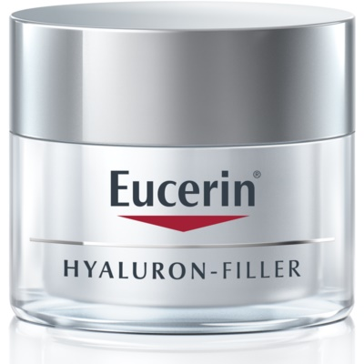 Eucerin Hyaluron-Filler дневен крем против бръчки за суха кожа