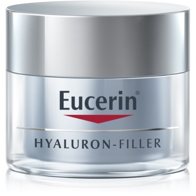 Eucerin Hyaluron-Filler нощен крем  против бръчки