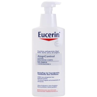 leche corporal para pieles secas y con picor