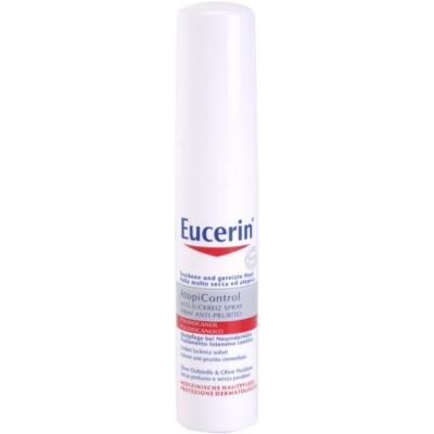 beruhigendes Spray für trockene und juckende Haut