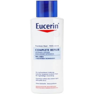 Körpermilch für sehr trockene Haut