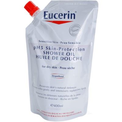 sprchový olej pre citlivú pokožku náhradná náplň