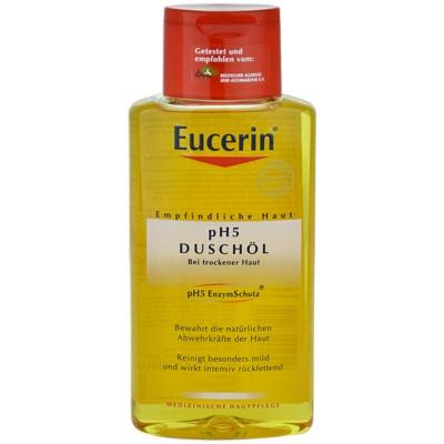 sprchový olej pre citlivú pokožku