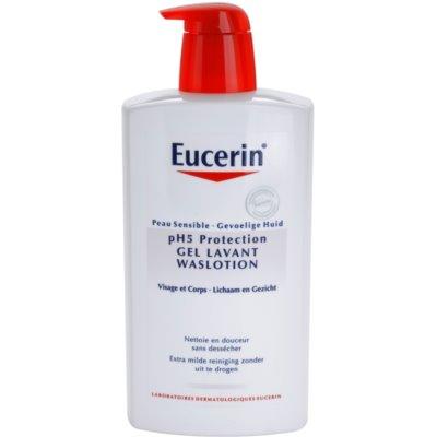 sprchový krém pro citlivou pokožku