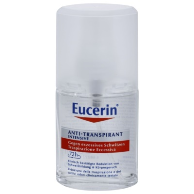 Eucerin Deo Antiperspirant Spray To Treat Excessive Sweating