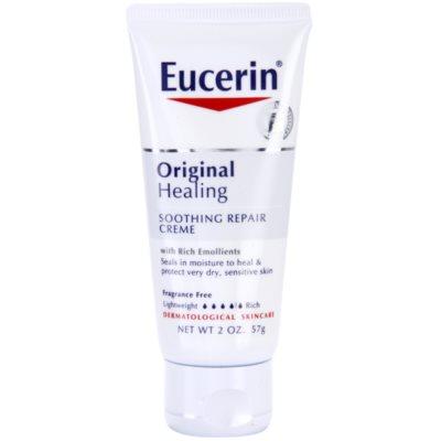 beruhigende und regenerierende Creme für sehr trockene Haut