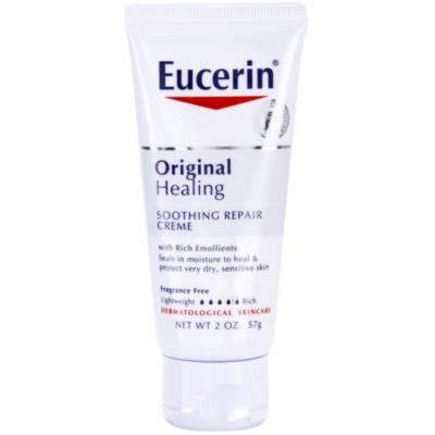 upokojujúci  a regeneračný krém pre veľmi suchú pokožku