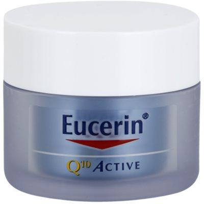 Eucerin Q10 Active crème de nuit régénérante anti-rides