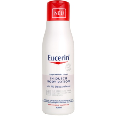 Eucerin Special Care Body Milk voor in Douche