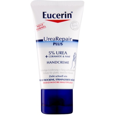 Eucerin UreaRepair PLUS Hand Cream For Dry Skin