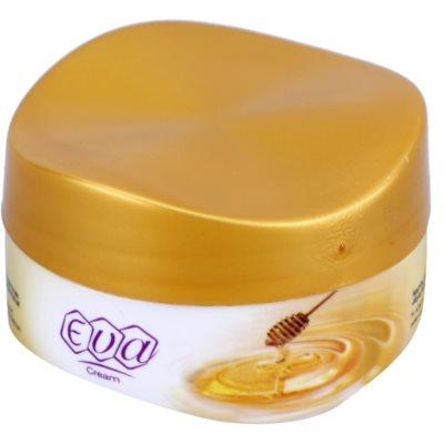 крем против бръчки с мед