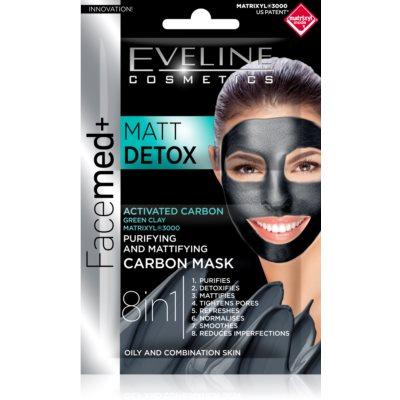 masque visage pour peaux mixtes et grasses