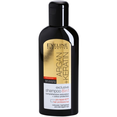 Shampoo 8 in 1