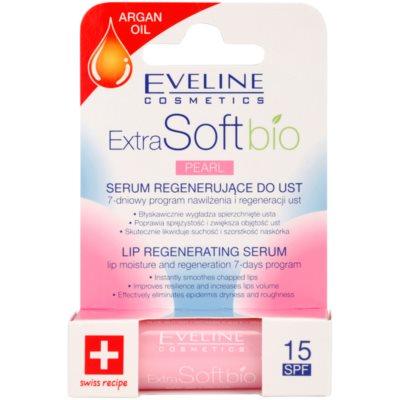 Eveline Cosmetics Extra Soft Bio regeneracijski serum za ustnice