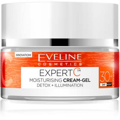 Hydrating Gel Cream for Day and Night 30+