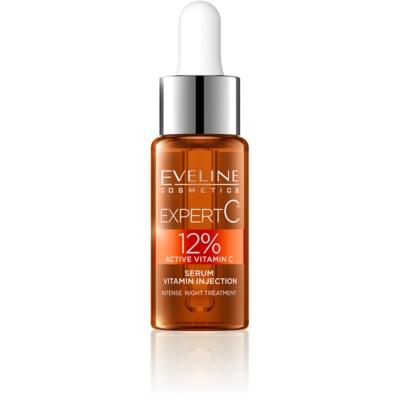 Eveline Cosmetics Expert C serum de noche con vitaminas activas