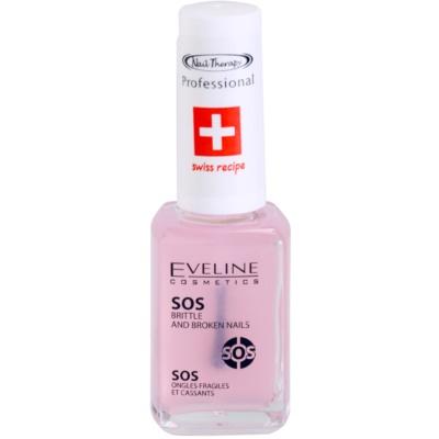 Eveline Cosmetics Nail Therapy acondicionador multivitamínico con calcio
